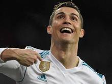 CR7 é o 1º jogador a ultrapassar 100 gols por um time na Champions