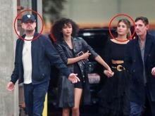 Leonardo DiCaprio é flagrado pela primeira vez com a nova namorada