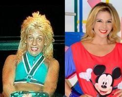 Confira as celebridades brasileiras antes e depois da fama