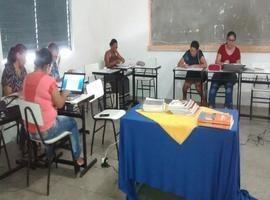 Professores participam de formação em Santo Inácio do Piauí