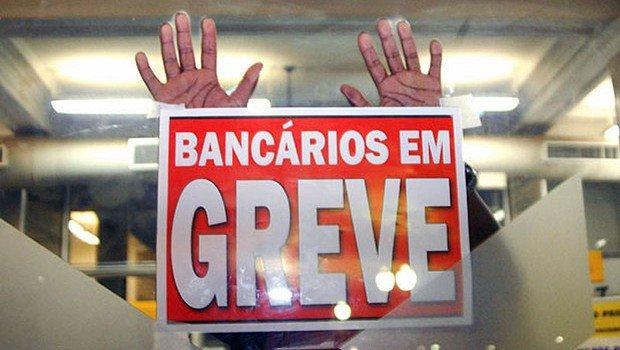 Resultado de imagem para greve bancarios