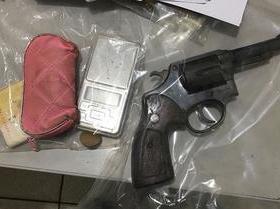 Casal é preso por tráfico de drogas na zona Sul de Teresina