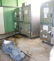 """Comissão da OAB-PI encontra 36 corpos """"apodrecendo"""" no IML"""