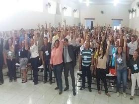 Profissionais da saúde do município passam por capacitação