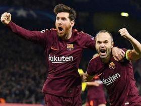 Messi quebra tabu e Barcelona empata com o Chelsea