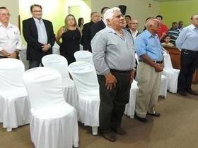 Câmara Municipal de Pedro II presta homenagem aos ex-vereadores