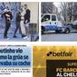 Coutinho tem carro rebocado e casa roubada em Barcelona