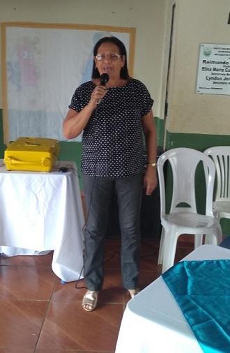 Professora Josefa Araújo     (Crédito: Adriano Sousa)