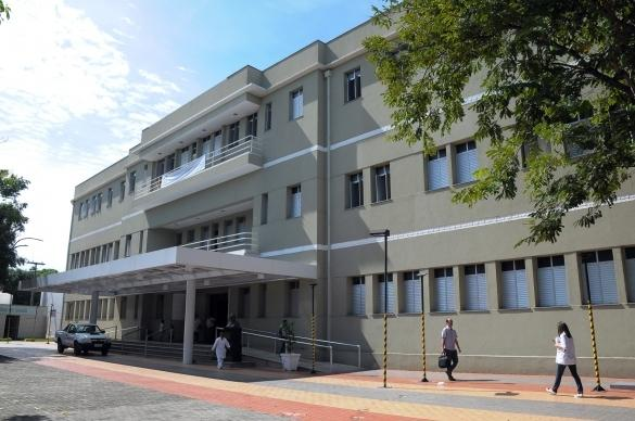 Hospital Getúlio Vargas (Crédito: Reprodução )