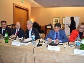 Em Lisboa, W. Dias e Ciro Nogueira se reúnem com empresários