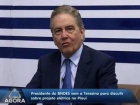PI: presidente do BNDES anuncia recursos para combate a gambiarras