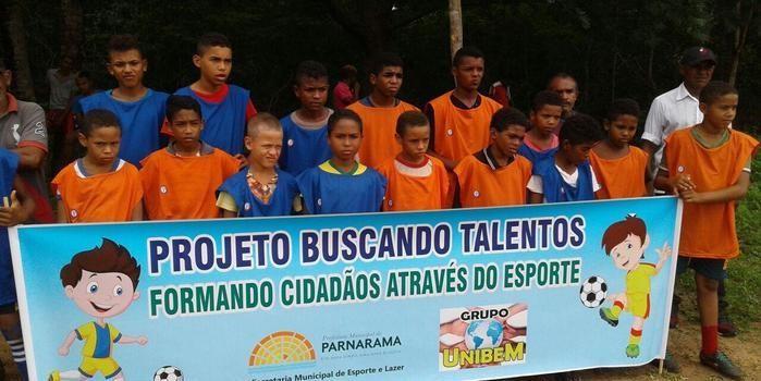 Secretaria de Esportes lança Projeto em Escolinhas de Futebol