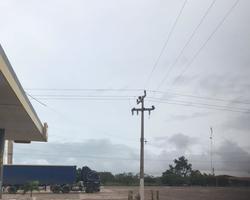 Posto está há 48 horas sem energia elétrica em Pio IX