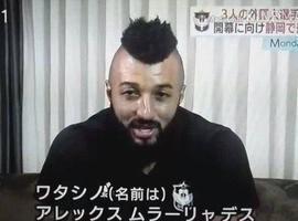 Bem adaptado ao Albirex, goleiro Alex já se arrisca no japonês