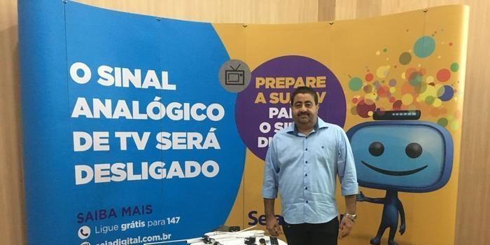 Lagoa do Piauí terá distribuição gratuita de kits de tv digital