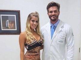Ex-BBB Jaqueline posta nova foto com Marcos Harter: 'um amor'