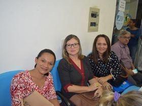 Cidade participou do Encontro de Gestores Municipais de Saúde