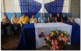 Assembleia com gestores do território do Vale do Sambito