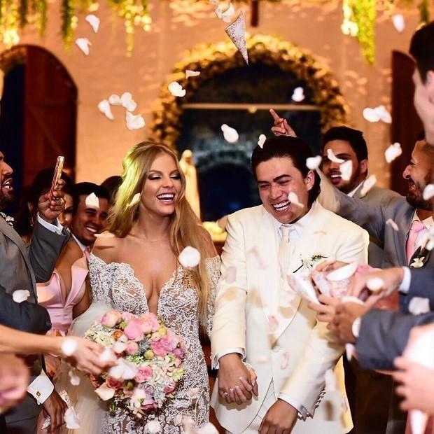 Casamento de Luísa Sonza e Whindersson Nunes