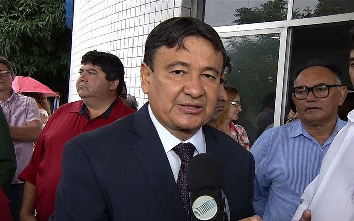 Governador Wellington Dias (Crédito: Reprodução )
