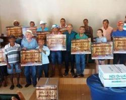Programa Sertão Irrigado chega à Redenção do Gurguéia