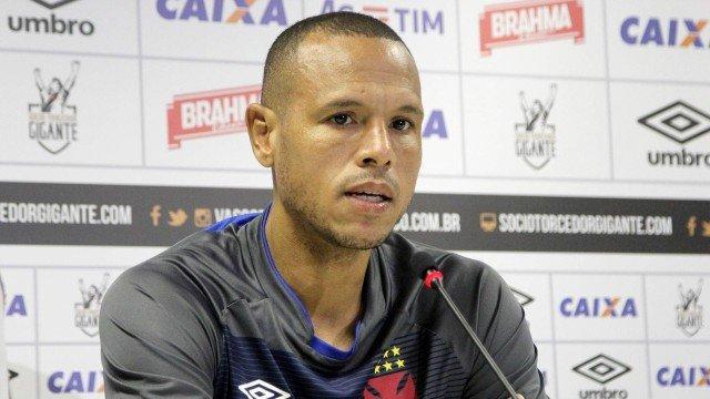 Vasco anuncia rescisão de contrato com Luis Fabiano — Divórcio amigável