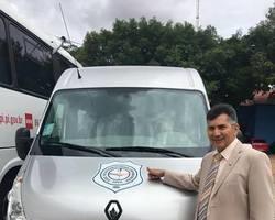 Deputado Aluísio Martins consegue Van eficiente para ADVIC
