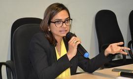 Drª Keylla Procópio assume 55ª Zona Eleitoral em Pimenteiras