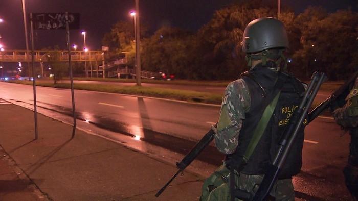 Forças Armadas participam de operação na região metropolitana do Rio