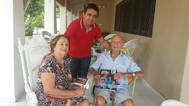 Morre aos 96 anos o ex-prefeito de Campo Maior Jaime da Paz
