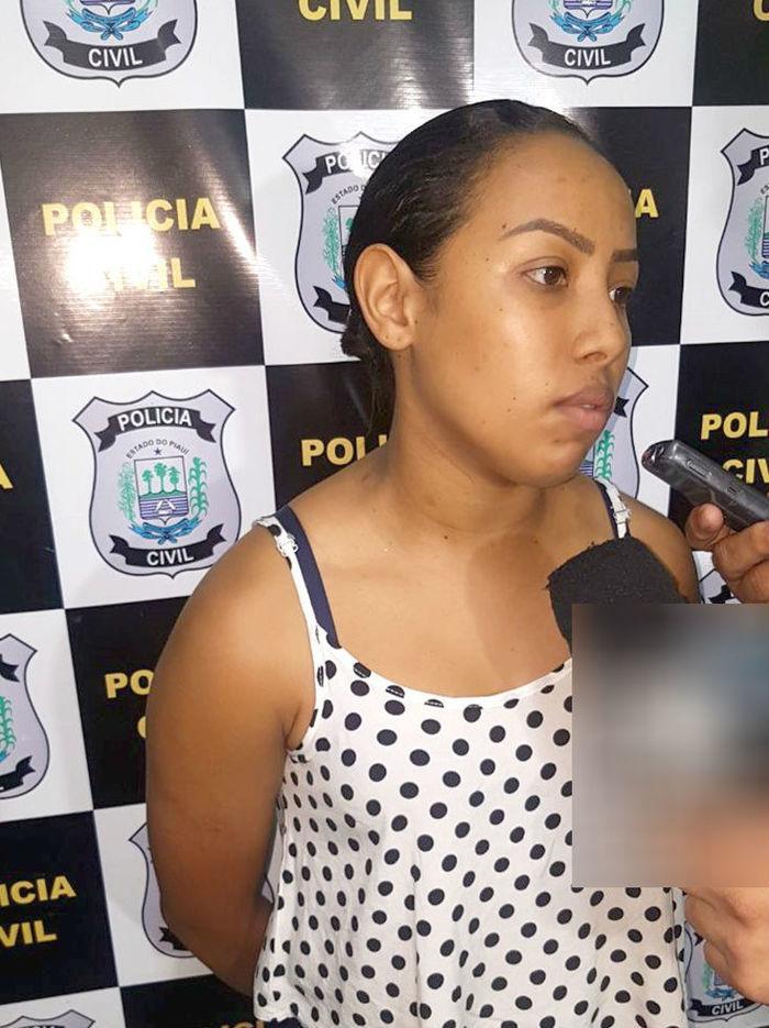 Elaine Cristina do Nascimento Costa (Crédito: Divulgação/Polícia Civil)