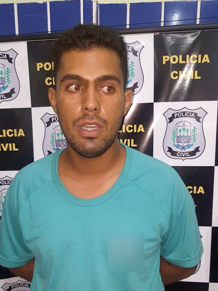 Lucas Oliveira dos Santos Rodrigues (Crédito: Divulgação/Polícia Civil)