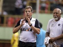 Oswaldo de Oliveira não é mais técnico do Atlético-MG
