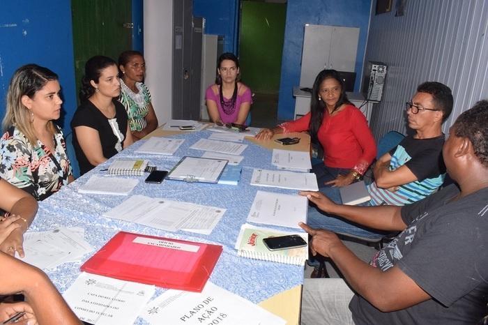 Reunião do CMDCA (Crédito: Aristeu Carvalho)