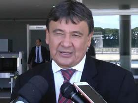 """""""Não foi completo"""", diz Wellington Dias sobre reunião com Temer"""