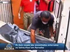 Corpos são encontrados decapitados e enterrados em Parnaíba