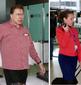 Sem maquiagem, Silvio Santos é flagrado deixando o Brasil