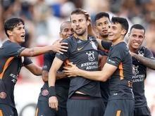 Corinthians se impõe fora de casa e vence o Botafogo no Paulistão