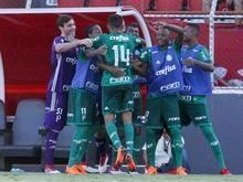 Gustavo Scarpa desencanta e Palmeiras elimina o Ituano do Paulistão