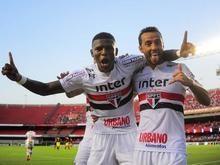 São Paulo leva susto, mas vence o RB Brasil de virada no Morumbi