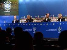 Sem Neymar, Tite leva Talisca e W. José para jogos contra Alemanha