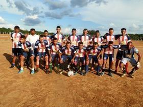 5º Campeonato amador de Curral Novo-PI