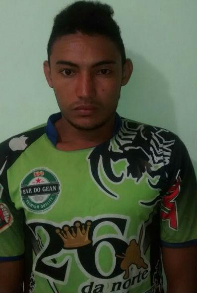 O acusado foi preso em Miguel Alves (Crédito: Reprodução )