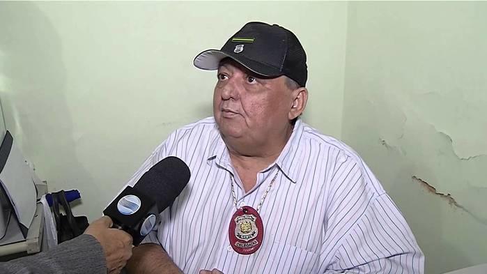 Delegado Jorginho (Crédito: Arquivo/MN)