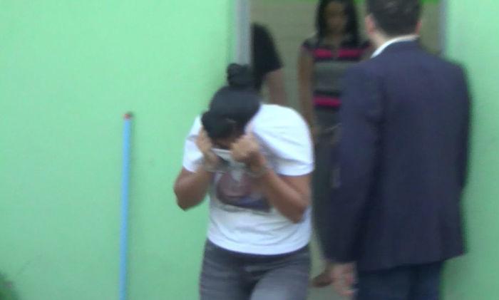 Mulheres são presas ao tentar entrar com drogas nas partes íntimas na Penitenciária Irmão Guido (Crédito: Rede Meio Norte)