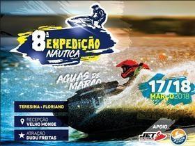 8ª Expedição Náutica Águas de Março