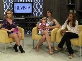 Revista MN: boneca auxilia no tratamento de crianças deficientes