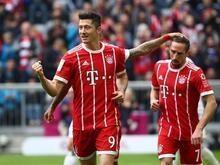 """Real Madrid chega a """"princípio de acordo"""" com atacante Lewandowski"""