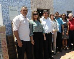 Governo entrega obras e anuncia novos investimentos para Lagoa