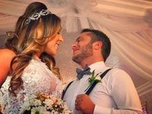 Thammy relembra casamento com Andressa em Las Vegas